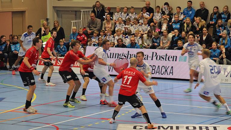 guif. Foto: Per Söderhjelm/Sveriges Radio