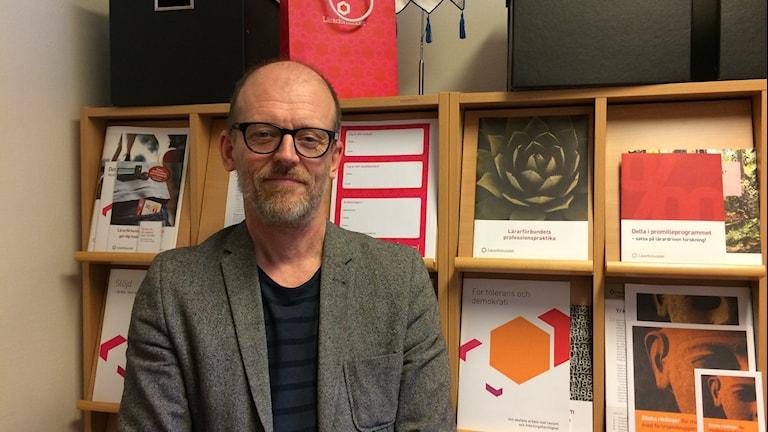 Bo Sundahl lärarförbundet katrineholm
