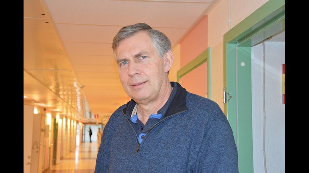 Göran Stenlund läkare