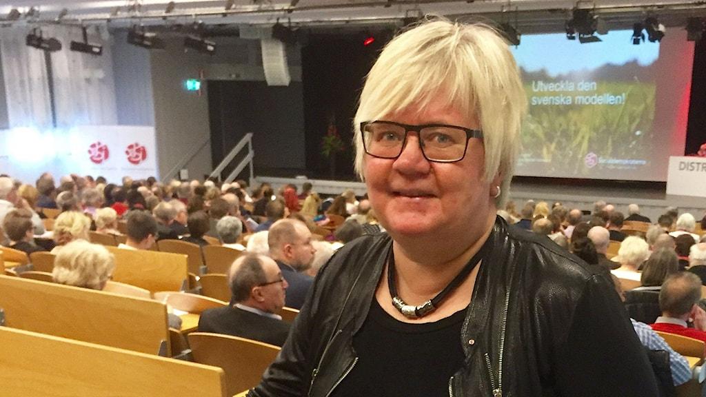 Caroline Helmersson Olsson (S).