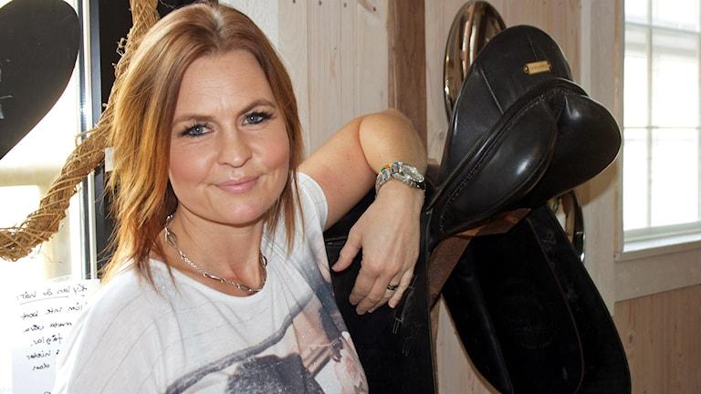 Hanna Larsson.
