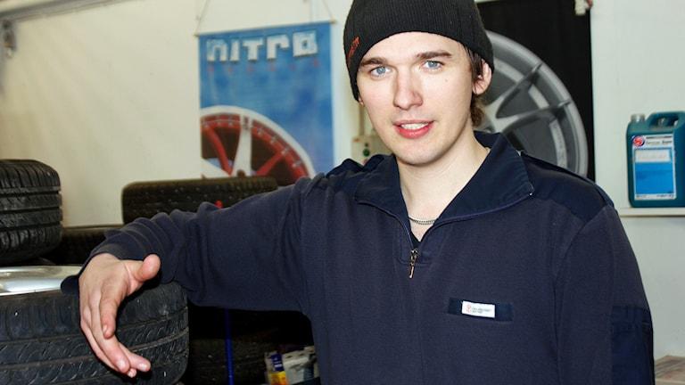 Fredrik Enér.