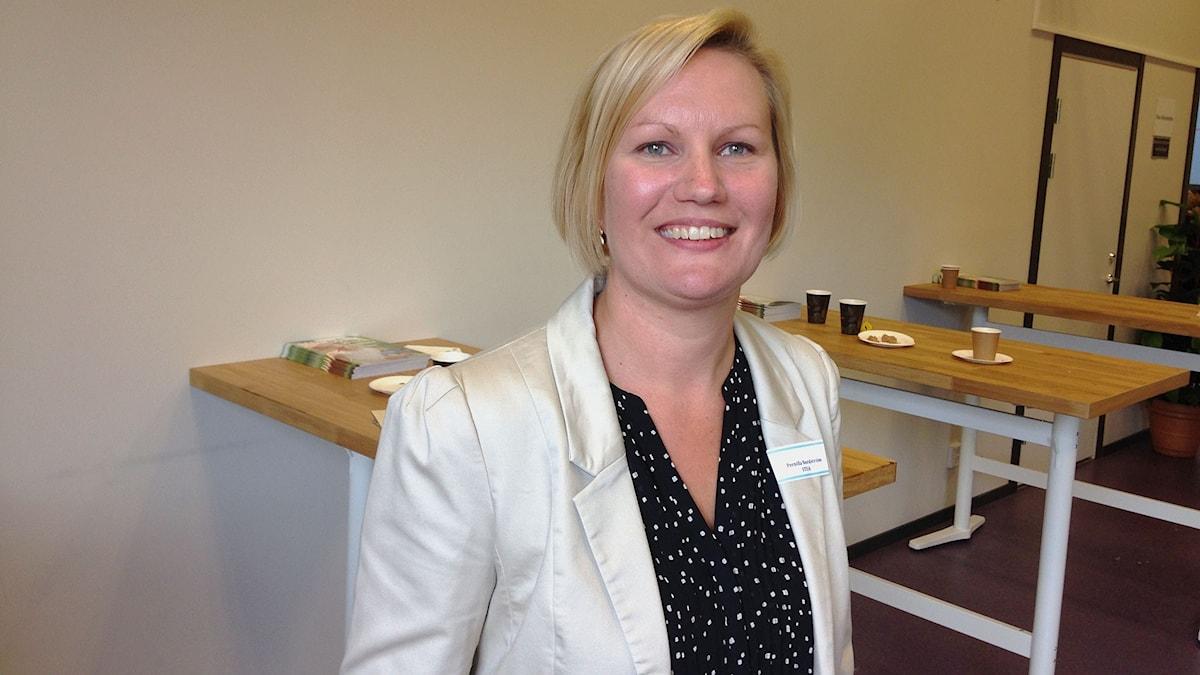 Pernilla Nordström, STUA.