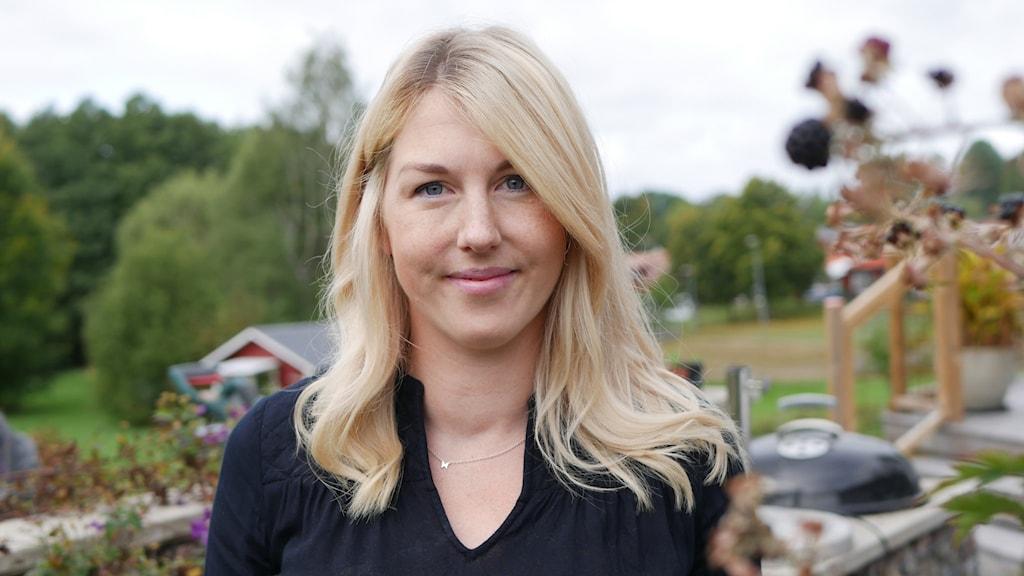 Angelica Karlsson, förskolelärare i Katrineholm. Nominerad till Guldäpplet 2021.