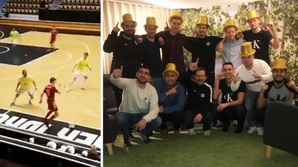 Strängnäs Futsal klart för högsta ligan - P4 Sörmland