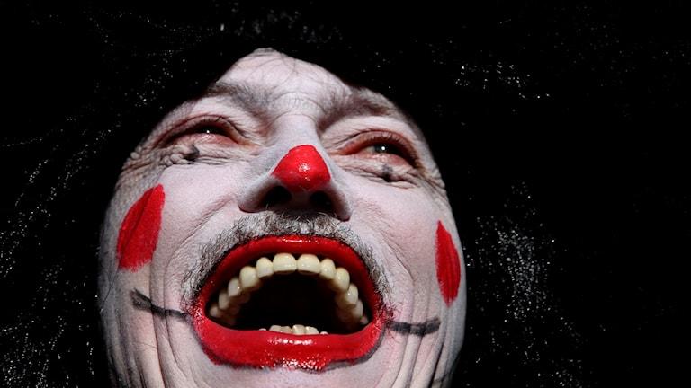Clown. Foto: Eraldo Peres/TT.