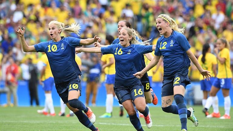 OS-laget i fotboll damer
