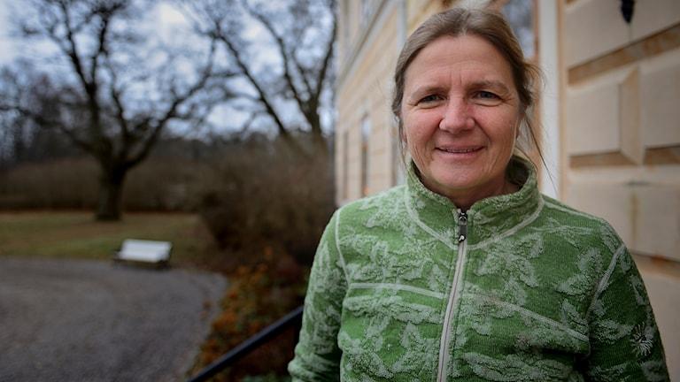 Martina Schagerlund, Lindholms gård i Barva