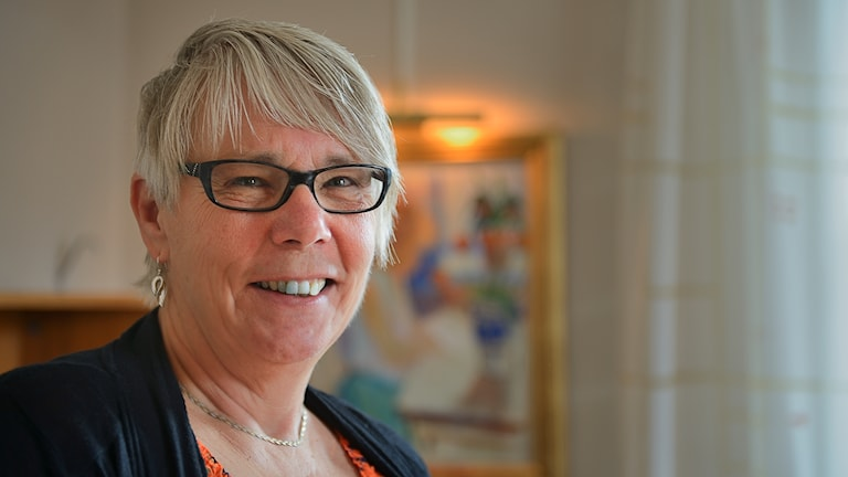 Monica Johansson, (S) landstingsstyrelsens ordförande