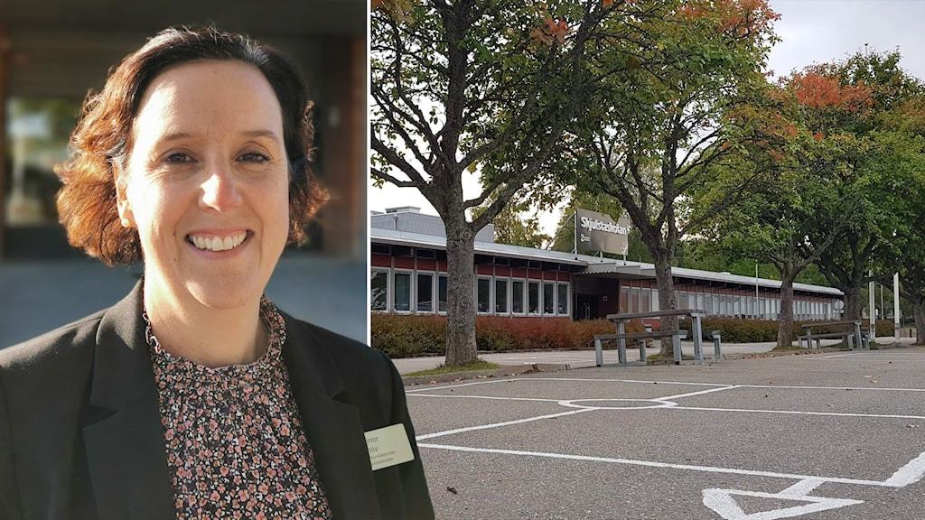 Anna Gill är biträdande rektor på Fröslundaskolan.