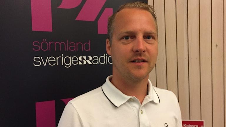 Stefan Jarl, lagledare Eskilstuna Smederna