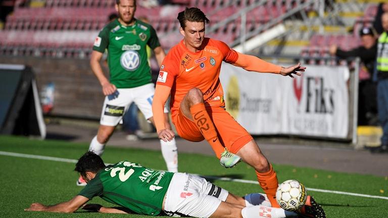 Andrew Fox, AFC Eskilstuna.