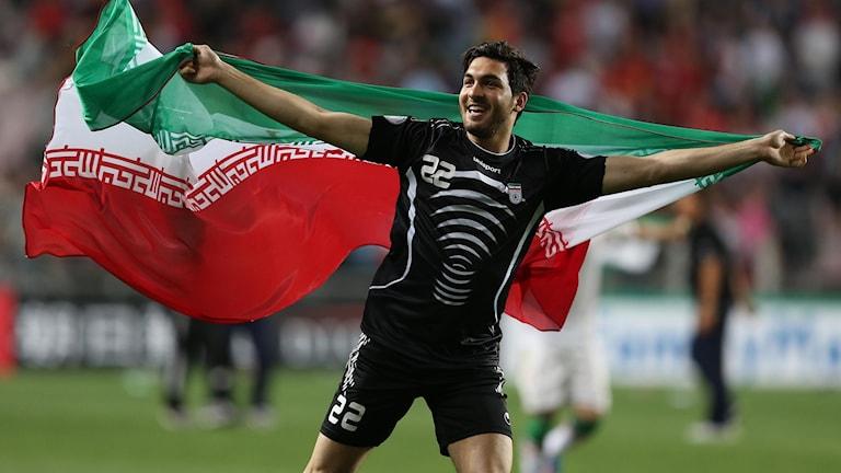 Alireza Haghighi har skrivit på ett ettårskontrakt med AFC Eskilstuna.