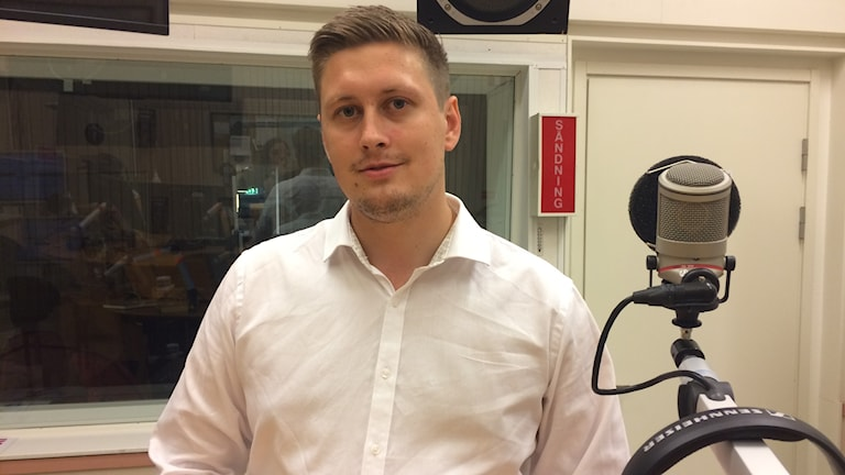 Robin Tannarp ordförande MUF Sörmland