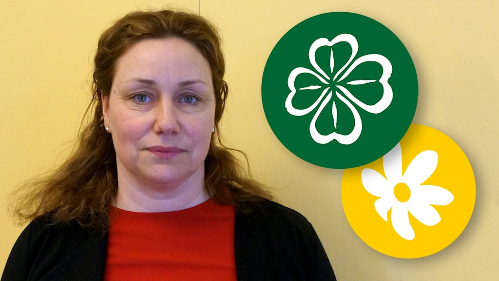 Martina Hallström, Centerpartiet.