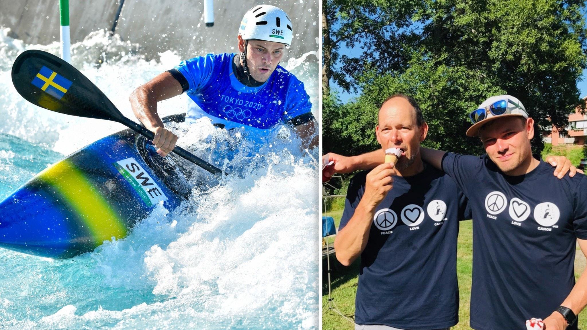 "Pappa Patrik om Erik Holmers OS-debut: ""Man blir tårögd"""