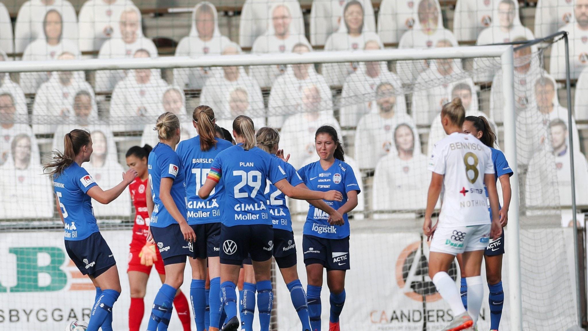 LIVE: Eskilstuna United möter regerande mästarna