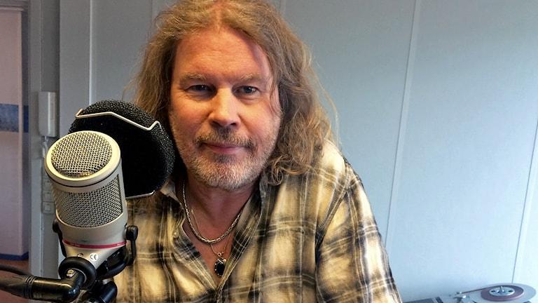 Staffan Hellstrand. Foto: Katarina Larsson/Sveriges Radio.