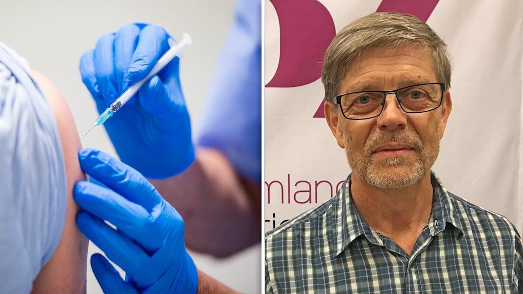 Signar Mäkitalo, smittskyddsläkare i Sörmland.