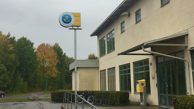 Postnords kontor i Eskilstuna