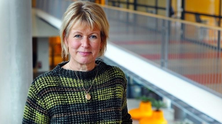 Maria Mûllersdorf, akademichef på Mdh
