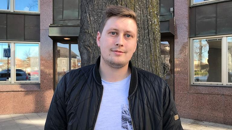 Robin Tannarp, Moderaterna i Eskilstuna.