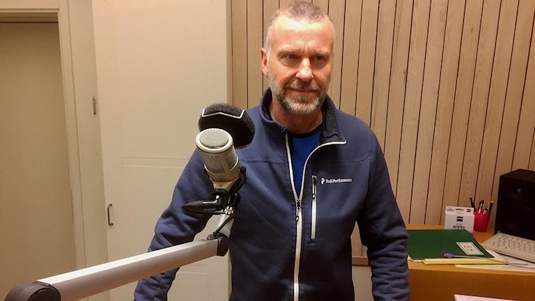 Pelle Marklund, rektor S:t Eskils gymnasium i Eskilstuna.