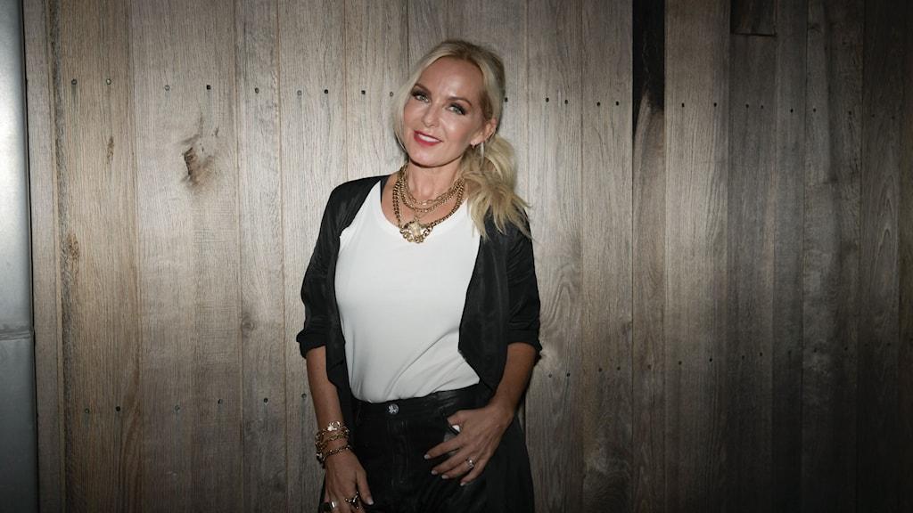 Tess Merkel från Nyköping