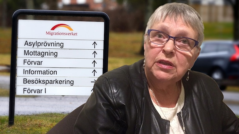 Birgitta Källberg är diakon i Svenska kyrkan.