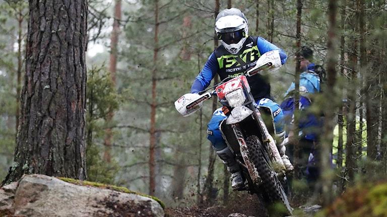 Albin Elowson. Foto: Stefan Jerrevång/TT.