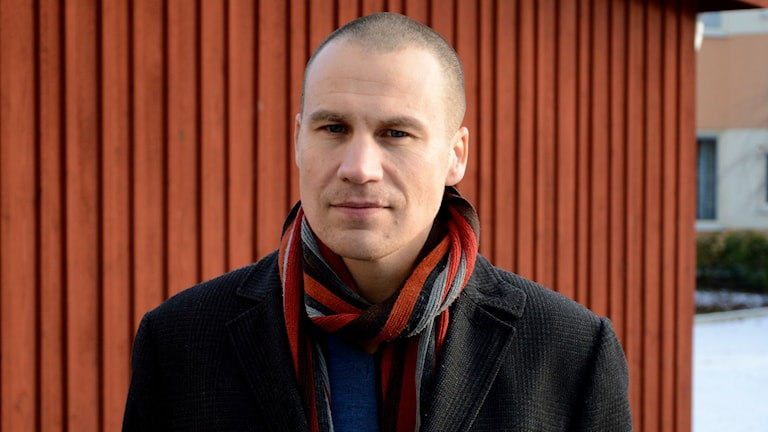 Jimmie Näslund, vd på Sörmlandsmedia