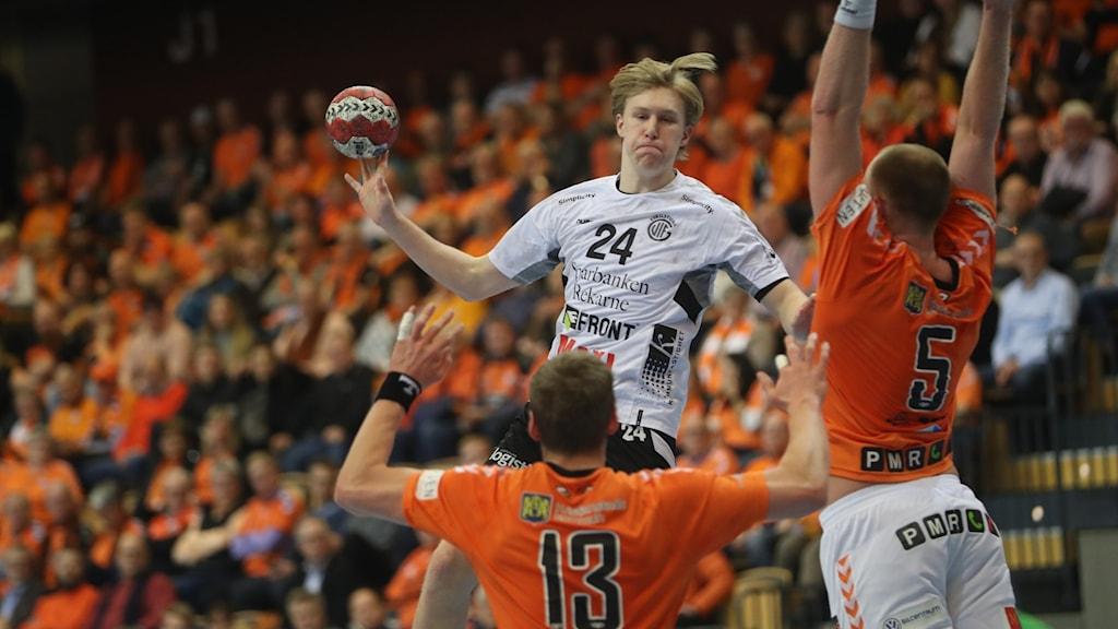 Handboll, Guif, Eric Johansson,