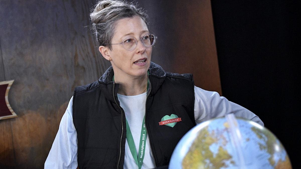 Kristina Henschen.