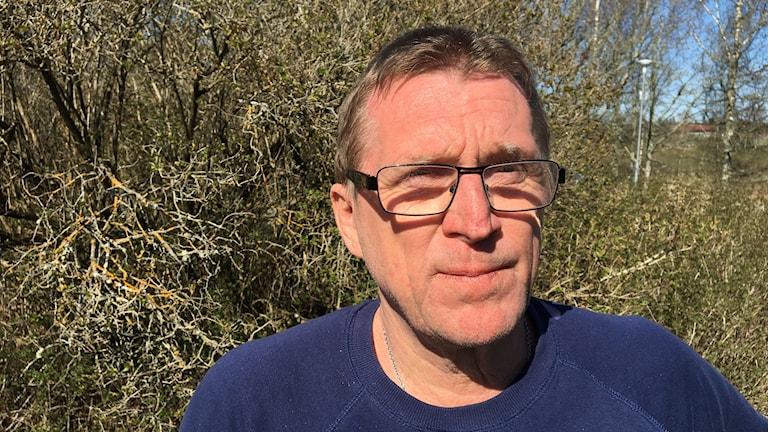 Erik Spolander, verksamhetschef på Vårnäs behandlingshem.