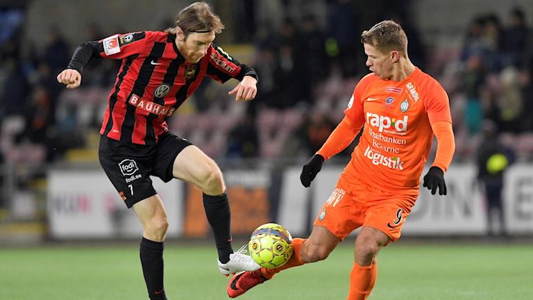 Bajram Ajeti, AFC Eskilstuna.