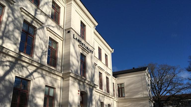 Landstingshuset i Nyköping.