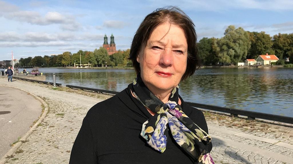 Pirjo Lahdenperä, professor emerita i pedagogik vid Mälardalens Högskola.