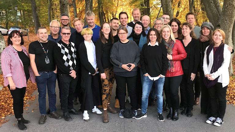 P4 Sörmlands medarbetare.