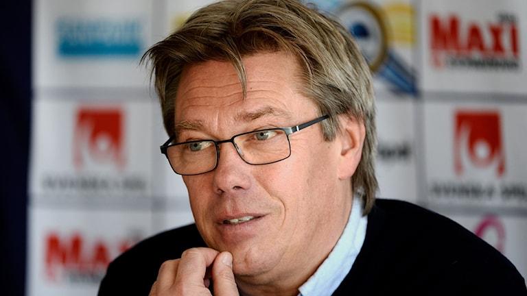 Per Olsson, ny tränare i AFC Eskilstuna.