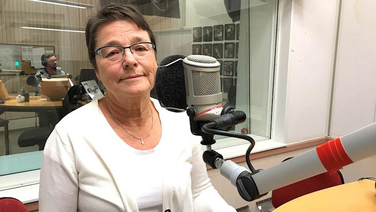 Marie Portström chefsläkare primärvården Landstinget Sörmland