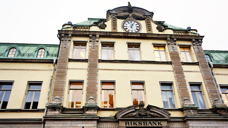Riksbankshuset i Nyköping