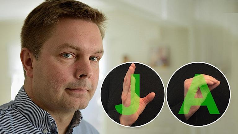 Kent Pettersson (S) är ordförande i barn- och utbildningsnämnden i Nyköping.