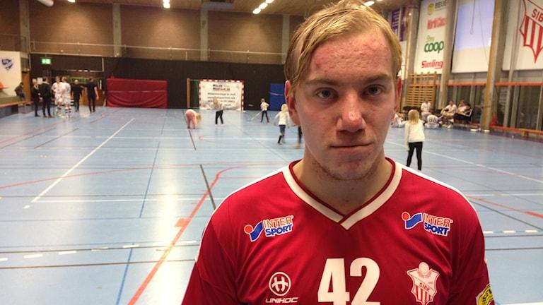 Strängnäs IBK, Olle Abrahamsson.
