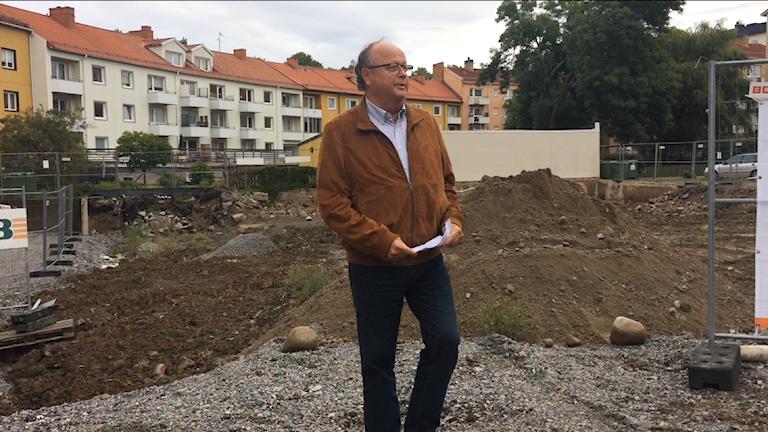 Bertil Andersson, styrelseordförande Eskilstuna Kommmunfastigheter AB