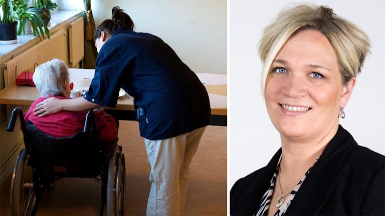 Madeleine Lennartsson är HR-chef i Nyköpings kommun.