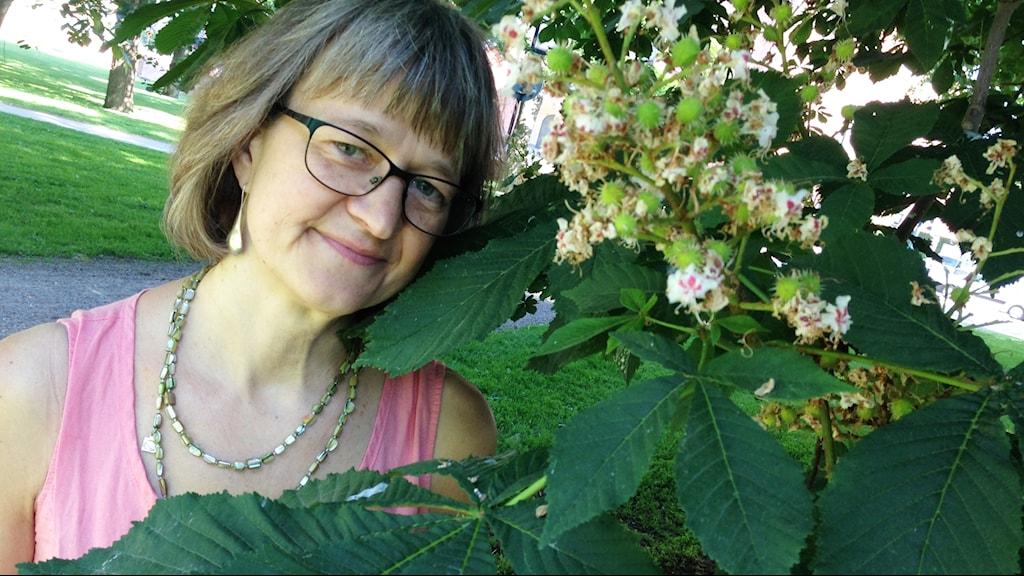 Hanne Uddling, Sveriges Biodlares riksförbund