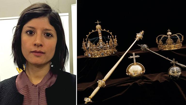 Reena Devgun är åklagare i målet med de stulna begravningsregalierna.