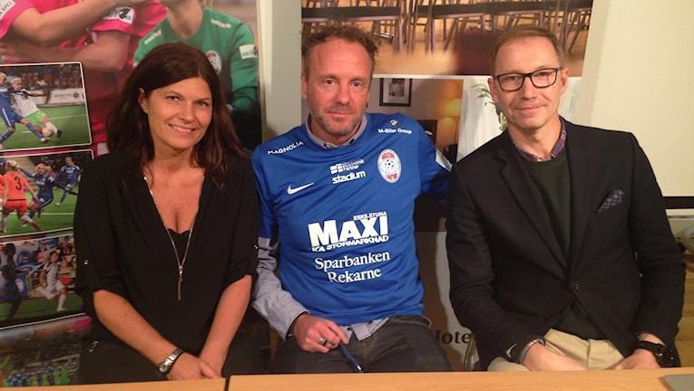 Eskilstuna United, Jonas Björkgren.