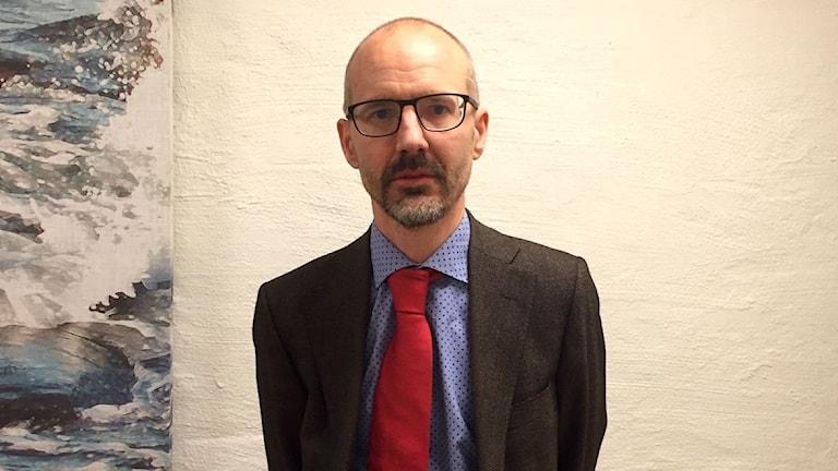 Ola Björstrand, åklagare i Nyköping