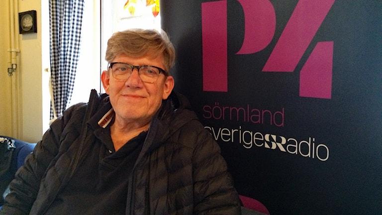 Roine Wahlström blev P4 Sörmlands ljusbärare 2015